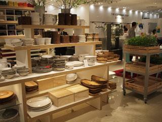 ザ・コンランショップ キッチン 渋谷ヒカリエ店