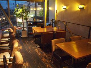 駒沢大学のaditoで美味しい夜カフェ