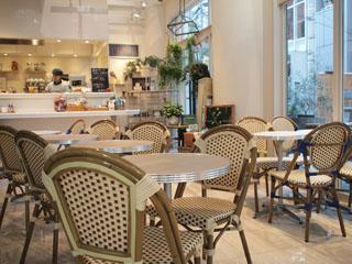 カフェ ド ラ ヴィル パニーニ(cafe de la ville)