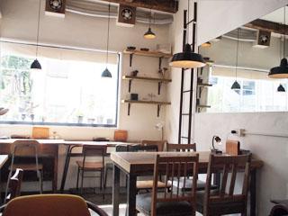 shiva Cafe shakti (シヴァカフェ シャクティ)ー吉祥寺カフェランチ
