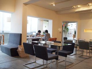 PRINZ プリンツー京都旅、カフェ編