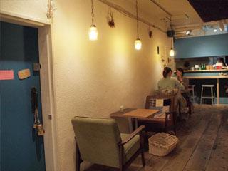 SCOPP cafeー新宿の隠れ家カフェ