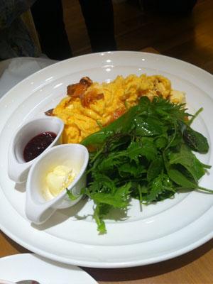 サラベス ルミネ新宿店ーニューヨークの朝食の女王が初上陸