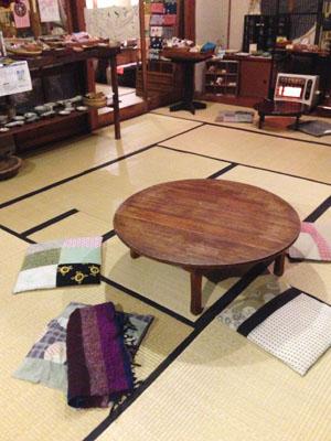 てぬぐいカフェ 一花屋ー鎌倉でぜんざいを。