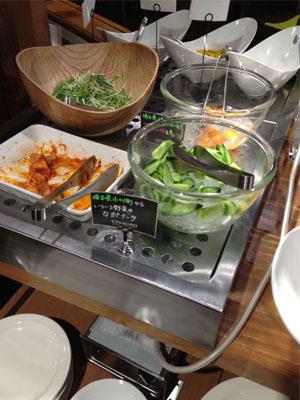 野菜がモリモリ食べたくなったらシナグロ渋谷