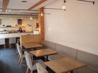 茶日ー笹塚で身体がほっとするカフェランチ