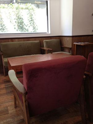 原宿オリエンタルレシピカフェで薬膳カレー