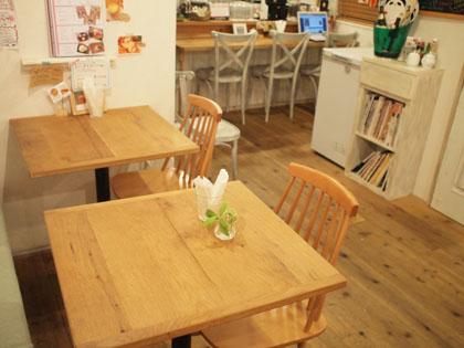 可愛いラテアート 武蔵小山 tomoche cafe