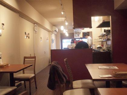西荻窪のナナロクカフェで可愛いラテアート