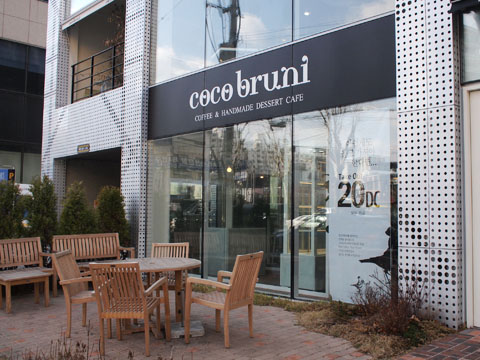 coco bruni アックジョン店
