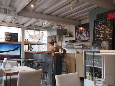 cafe t.shizenでお魚たっぷりランチ