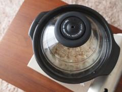 HARIOの土鍋3合用で楽々土鍋ご飯生活