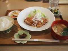 栗原はるみさんのカフェharumi's