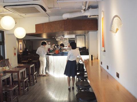 代官山の台湾茶カフェ春水堂は電源も使える!