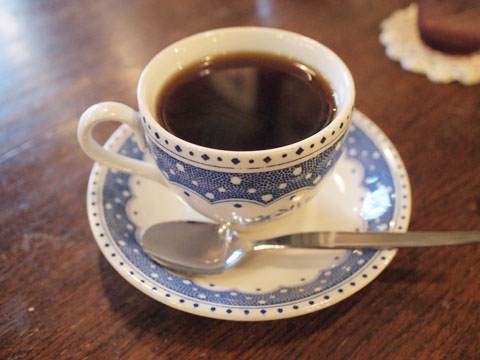 バブーシュカのコーヒー