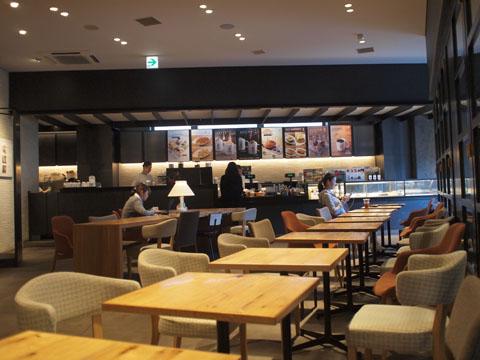 カフェベネ 赤坂一ツ木通り店