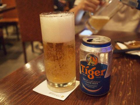 タイガービール