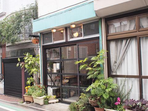 吉祥寺のキビカフェ(kibi cafe)