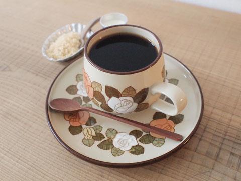 キビカフェのコーヒー