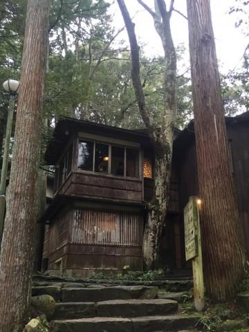 山中温泉「東山ボヌール」で癒しの森カフェ時間