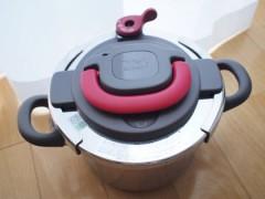 ティファール圧力鍋 クリプソ アーチ