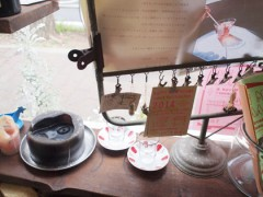 祐天寺の小さなカフェTORi